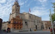 Medina del Campo, Colegiata de San Antolín