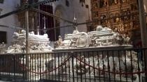 Sepulcro ornamental de los Reyes Católicos