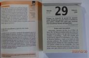 Calendario católico y protestante