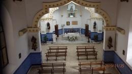 Imágenes de la capilla