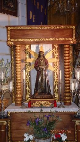 Jesús de Medinaceli, Melilla