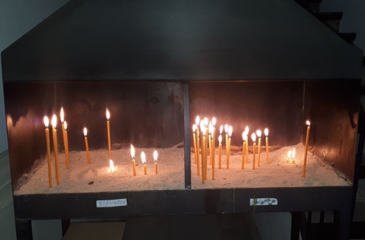 Velas ortodoxas