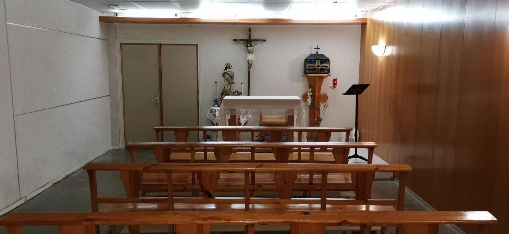 Oratorio Hospital Comarcal